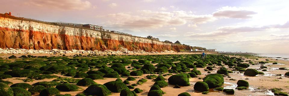 hunstanton_beach_cliffs